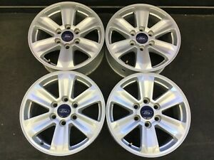 17 Ford Factory Expedition F 150 Wheels Oem Nice F150 2015 2019 Rims 3995