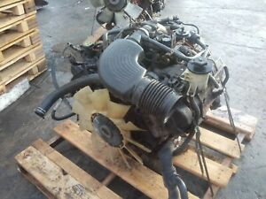 Ford 5 4 Engine Assembly Ford F150 250 350 No Core 90 Day Gas Motor Vin L