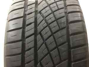 225 40r18 Continental Extreme Contact Dws 06 Used 225 40 18 92 Y 7 32nds