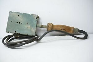 Mcelroy Pipe Fusion Iron Plate Heater 800w 120v Used Ref 0007