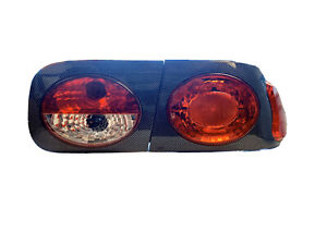 92 95 Civic Tail Lights Fast Furious Rare Collectable Memorabilia Carbon