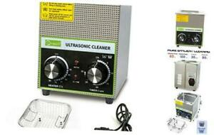 Ultrasonic Cleaner 2l Professional 60w Commercial Jewelry Ultra Sonic 2l