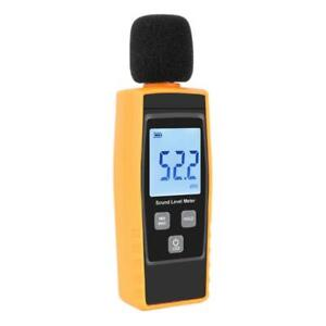 Rz1359 Lcd Digital Decibel Meter Sound Level Tester Noise Measurement 30 130db