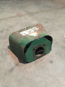 Oliver 1755 1855 Pto Shield Nice Condition