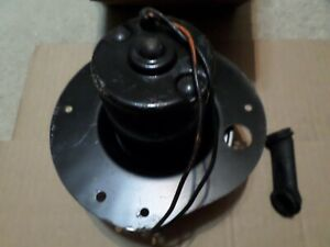 1967 1968 Ford Galaxie Ltd Nos Heater Blower Moter And Wheel Assembly C7az 18527