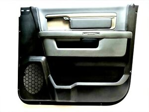 2016 Dodge Ram 1500 Right Front Door Interior Trim Panel Passenger Side