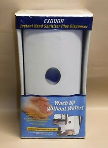Walex Exador Wall Mount Sanitizer Plus Dispenser 3 Dispensers Nib