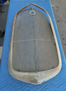 1934 1935 Chevy Truck Grill Used With Patina