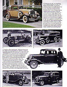 1932 Hudson Essex Article Must See Also Has Hudson Indy Race Car