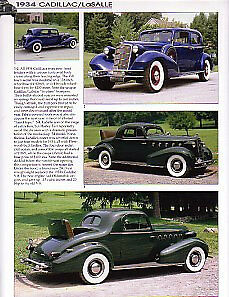 1934 Cadillac Lasalle Article Must See