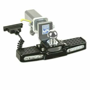 Hayman Reese Trailer Tow Bar Hitch Step Led Lights For Tow Ball 150kg Capacity