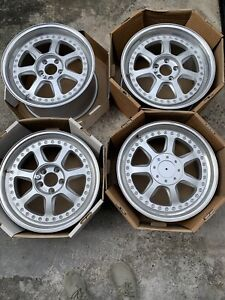 Act Ronal Sx Alloy Mercedes Staggered 18 Rims