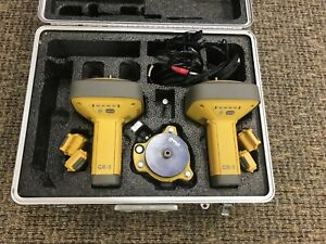 Topcon Gr5 Surveying Gps Base Rover Gnss Receivers