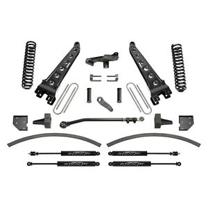 For Ford F 250 Super Duty 17 18 8 Radius Arm Front Rear Suspension Lift Kit