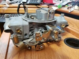 Holley 750cfm 8106b Carb Carburetor