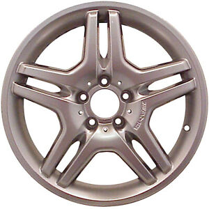 Oem Recon 18x8 5 Alloy Wheel Bright Hypersilver Full Face Painted 560 65312
