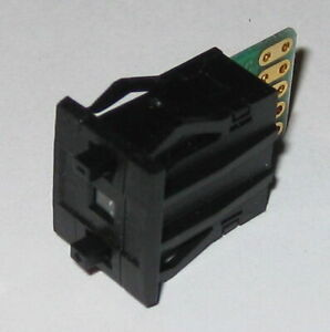 Eeco Bcd Switch 1 Pole 8 Position Bcd Stackable Switch 0 7 Snap in Panel