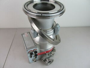 Pfeiffer Hipace 300 Turbo Pump With Tc400 Good Condition