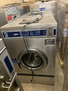 Dexter 1ph Triple Load Washer And Double Loads Maxi Load