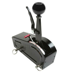 B M 81706 Pro Stick Automatic Gated Shifter Black