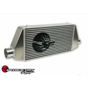 Speedfactory Hp Side Out in End Tank Intercooler 3 Inlet 3 Outlet 1000hp