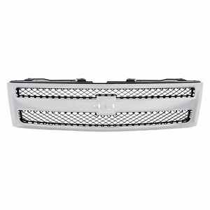 For Chevy Silverado 1500 2009 2013 Replace Gm1200572 Grille