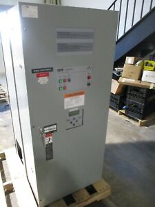 Asco 7000 Series Automatic Transfer Switch J07atsb30260n5xc 480v 260a 4p Used