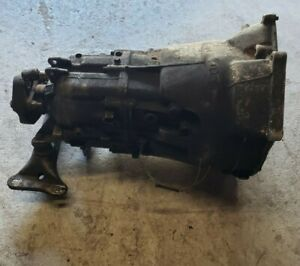 Bmw E46 E36 E39 Zf 5 Speed Manual Transmission M T Gearbox Oem