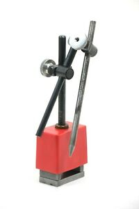 Central Tool Dial Indicator Magnetic Base