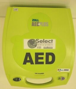 Zoll Aed Plus Biomed Tested For Functionality Feb 2021 Inv 4866 A3b