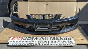 1999 2002 Jdm Honda Accord Euro R Cl1 Front Bumper With Grill Jdm