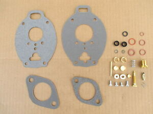 Carburetor Rebuild Kit For Minneapolis Moline Jet Star 3 Super U 302 Z Za Zae
