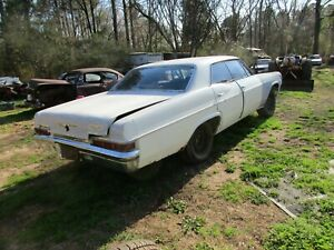 1966 Chevy Impala 4 Dr Ht Parts Car