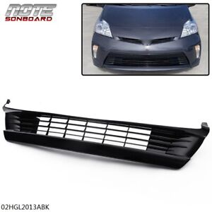 Fit For Toyota Prius 2012 2013 2014 2015 Replace To1036161 Front Bumper Grille