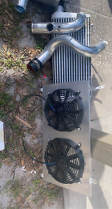 Is300 2jz Intercooler Pipes And Radiator