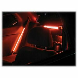 Street Glow Red 15in Neon Accent Tube Red An15rd