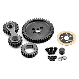 Pce Dual Idler Timing Gear Drive Set Chevy Small Block Gen I