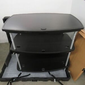 Trade Show Booth Display Table Skyline Folding In Hard Carry Case