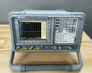 Hp Agilent E4408b Esa l 9 Khz To 26 5 Ghz Spec An 1dn A4h Tg Fresh Cal With Data