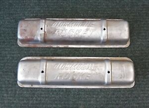 1956 Oldsmobile Oldsmobile Rocket 88 Original Gm Valve Covers