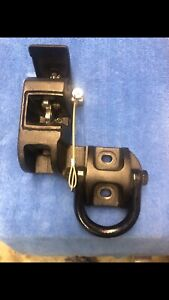 Hummer H2 2005 2009 Oem Spare Tire Carrier Latch New Take Off