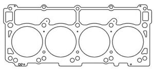 Cometic 4 125in 040 Thick Mls Head Gasket For Chrysler 6 1l Alum Hemi
