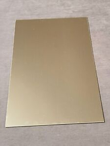 125 Aluminum Sheet Plate 8 X 12 1 8 Aluminum Flat Stock 1 Pc Free Shipping
