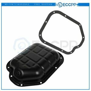 Oil Pan W Gasket For 2004 2005 2006 2007 2008 2009 Nissan For Quest 3 5l 264 505