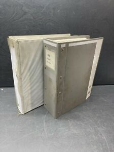 Case 560 Trencher Service Repair Manual Book Binder And Parts Catalog