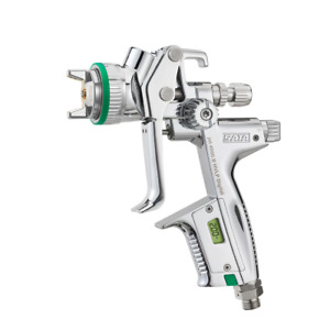 Satajet 4000 B Hvlp digital 1 3 C With 600ml Pot Spraygun