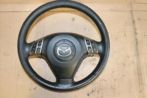 2007 2009 Mazdaspeed3 Srs Steering Wheel Assembly Oem Mazda Speed3 Ms3 07 09