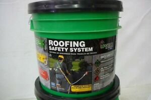 Roofing Safety System Fall Protection Kit House Roof Renovation Complete Package