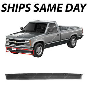 New Textured Black Front Lower Valance For 1988 2002 Chevy Silverado Gmc Sierra