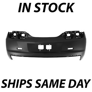 New Primered Rear Bumper Cover Replacement For 2010 2013 Chevy Camaro 10 13
